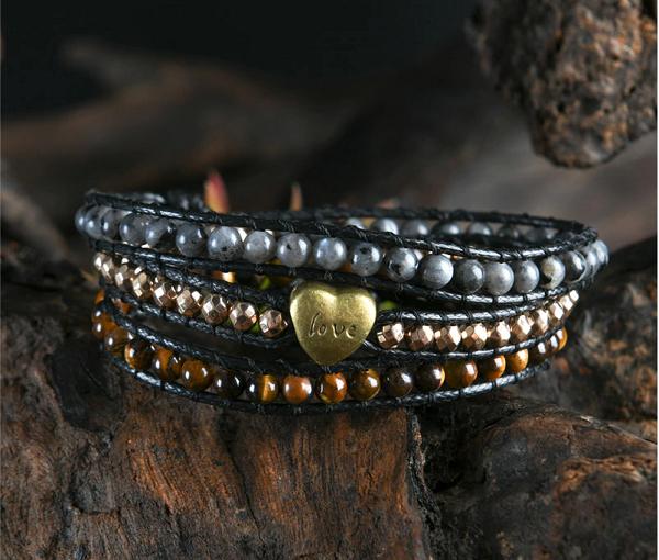 Love™ Stone Bracelet - Hellopenguins