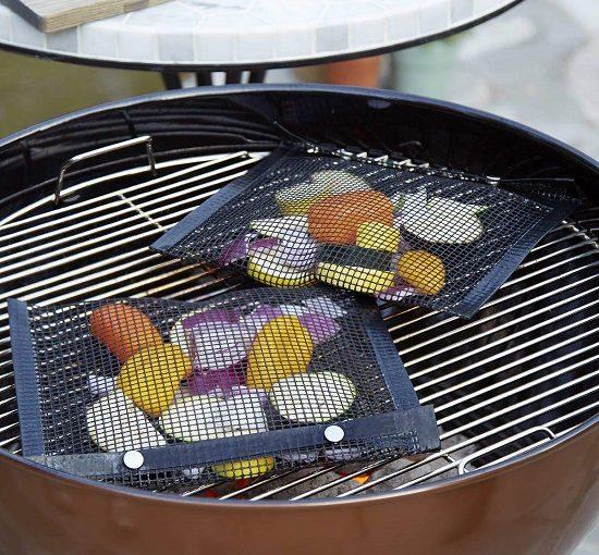 BBQ Mesh Grilling Bag